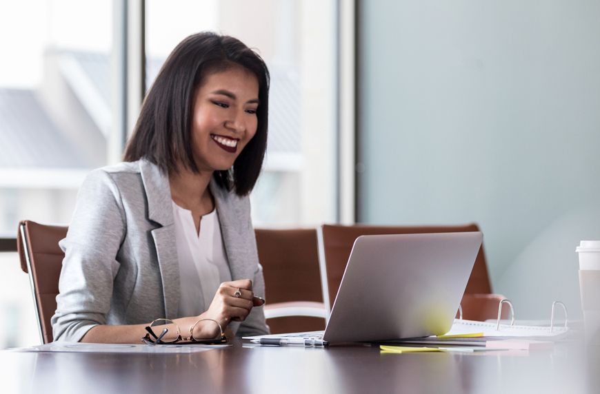 Healthcare recruiter using virtual interview tips