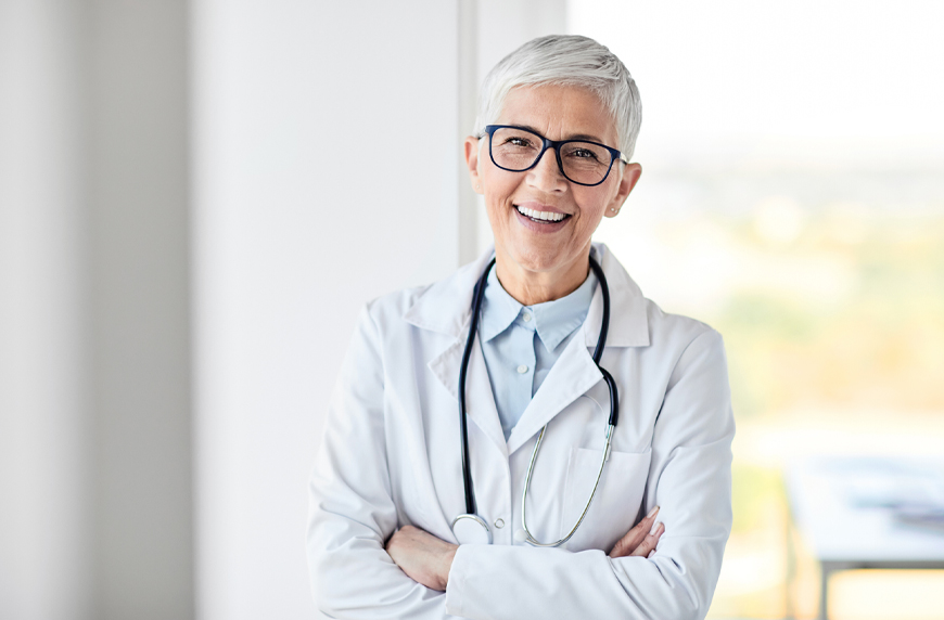 PHysician practicing medicine after retirement